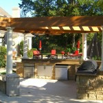 Kitchen Pergola