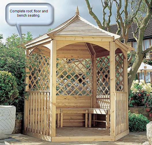 Pergolas – the best of them all for shade and character - How To Differentiate Trellises, Arbors, Gazebos And Pergolas