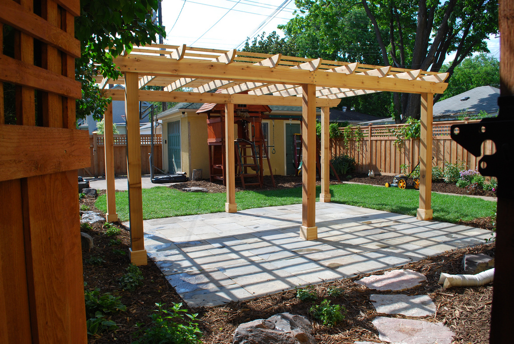 Do i need a permit to build a pergola 2017 update for What do i need to do to build a house
