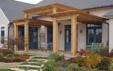 7 Unique Designs To Build An Outstanding Pergola